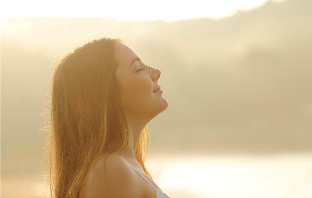 Karmaşanın ortasındayken durun ve nefes alın