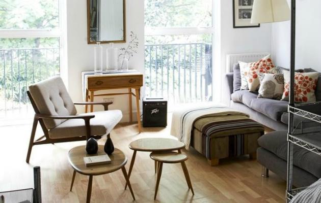 Mekanın genişliğiyle orantılı mobilyalar kullanmak fark yaratır