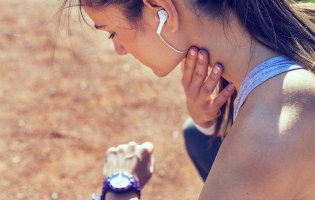 Nabız ölçümü antrenman sırasında ve sonrasın yapılmalıdır