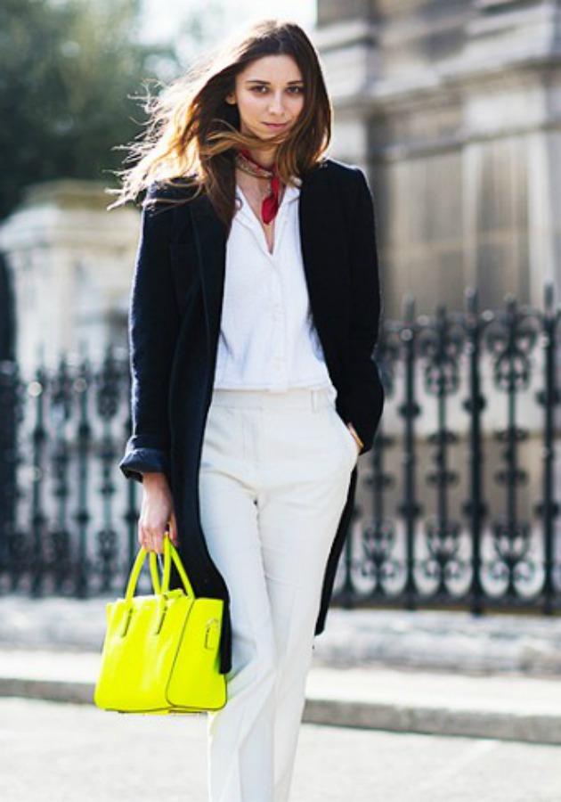 Uzun ceketler hem cool hem de konforlu