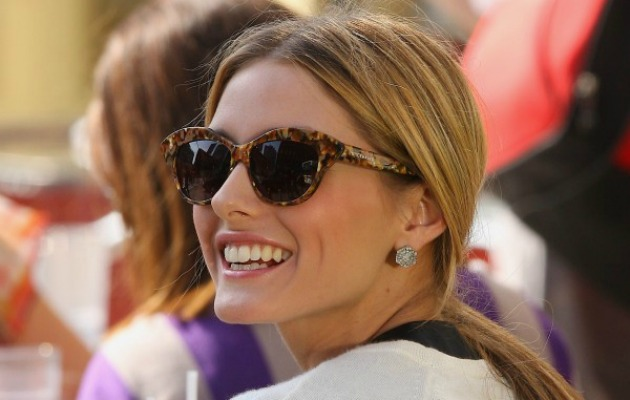 Wintour'un en önemli stil önerisi cool güneş gözlükleri