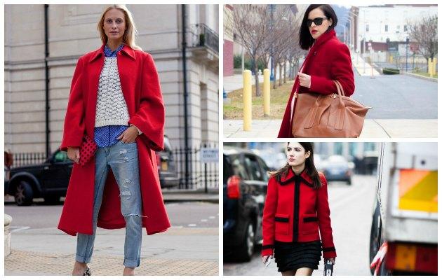kırmızı paltolar trend