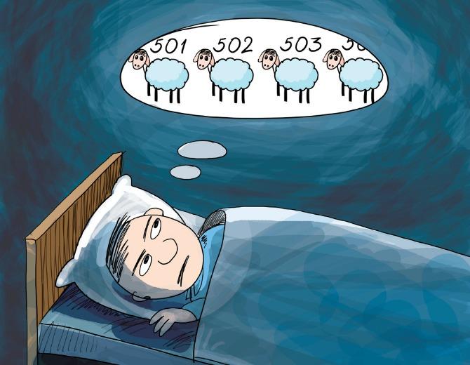 Uyku problemi yaşayanlar için 60 saniyede uykuya dalmayı sağlayan yöntem: 4-7-8 tekniği