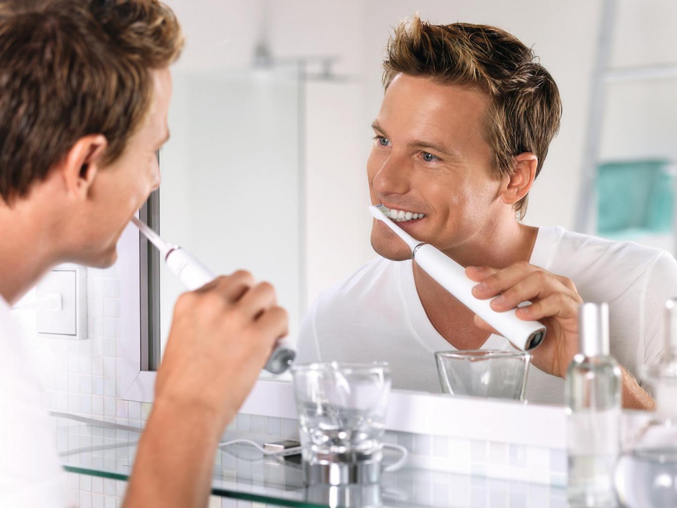 şarjlı diş fırçası