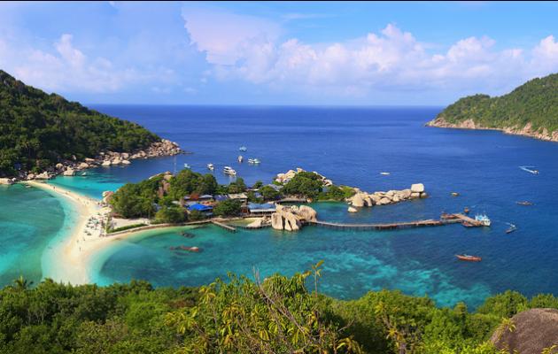 Tayland - Nang Yuan Adası