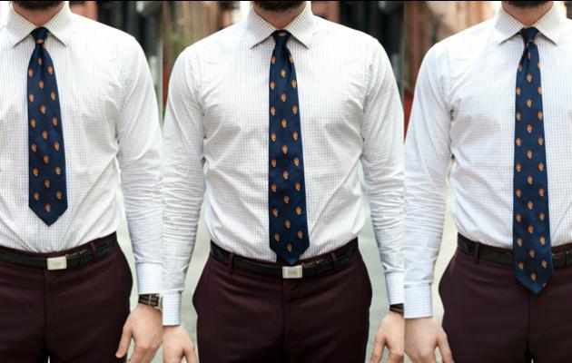 Yanlış kravat boyu tüm görüntünüzü olumsuz etkiler