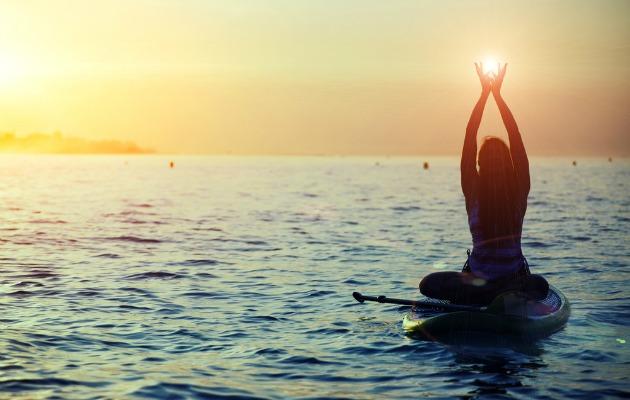 Yoganın spiritüel bir yanı vardır