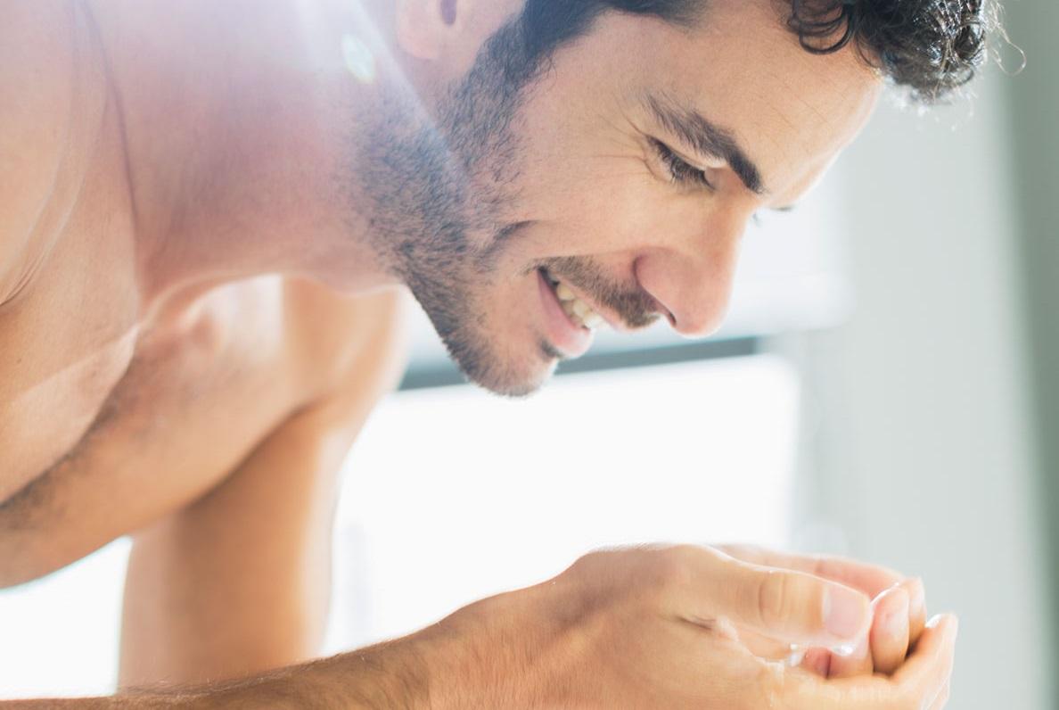 erkek yüz yıkama jeli