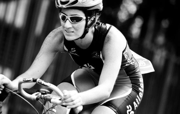 triatlon yarışı bisiklet